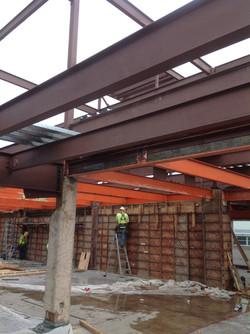 Concrete Wall Formwork