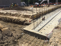 Concrete Strip Footing