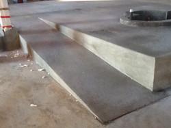Decorative Concrete Pour