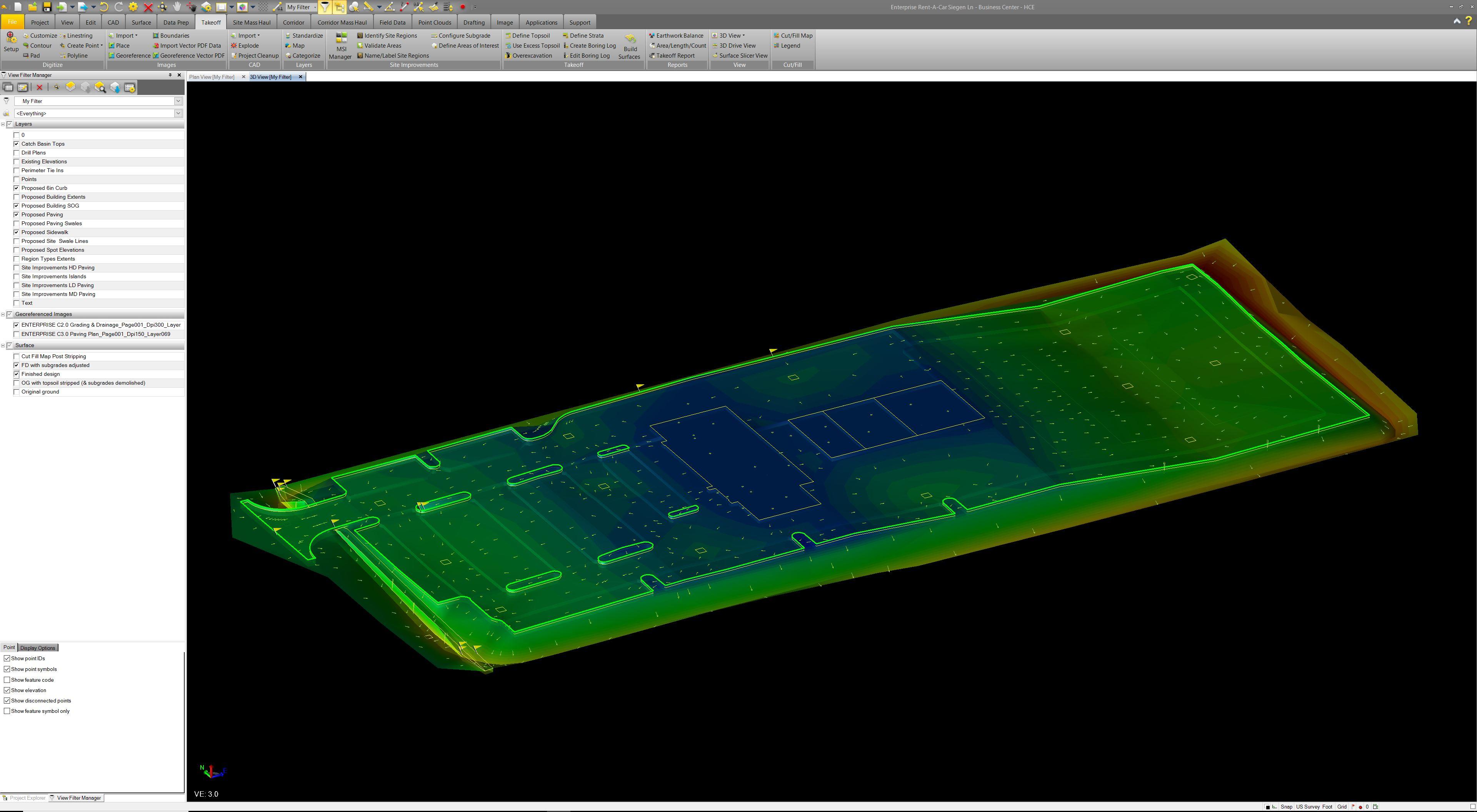 Final Design W- Subgrade Adjustments 4-4-18