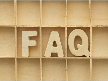 よくあるご質問FAQ