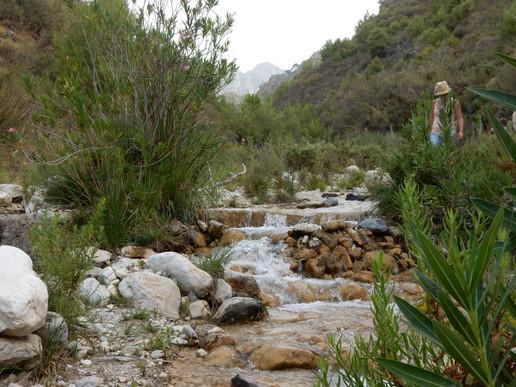 Caminata en España