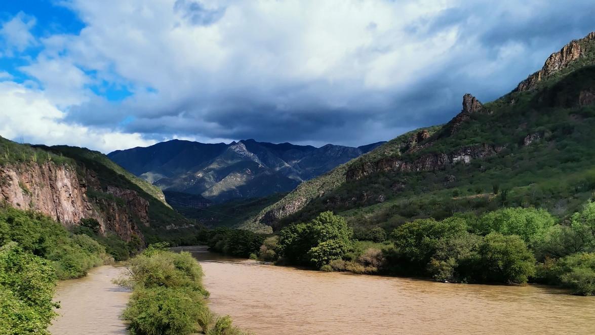 El Novillo, Sonora