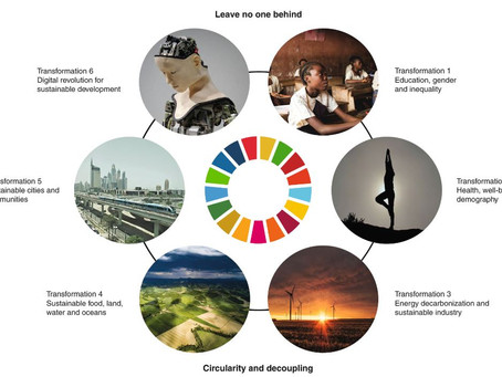 A new approach to the 17 SDGs