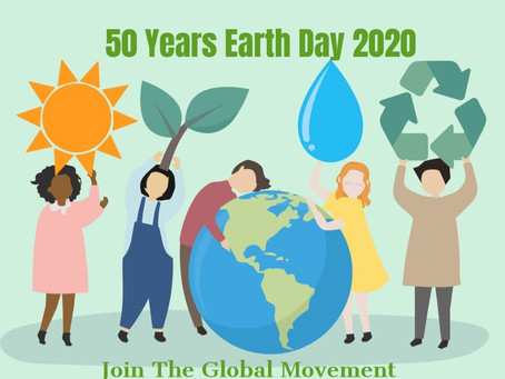 Celebrate Earth Day 2020!