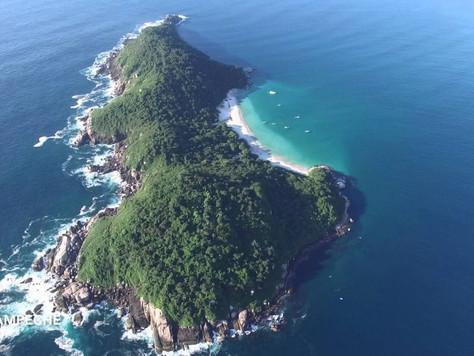 Ilha do Campeche, um paraíso pouco conhecido