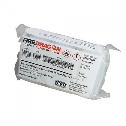 Fire Dragon Gel Fuel