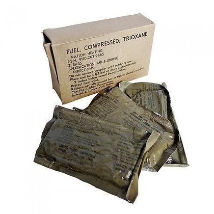 Trioxane Fuel Bars