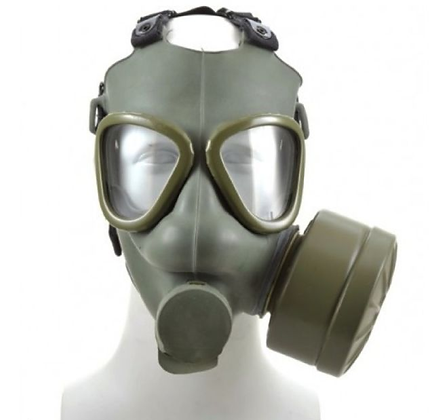 Yugoslavian Gas Mask + Filter