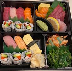 Sushi & Sashimi $29