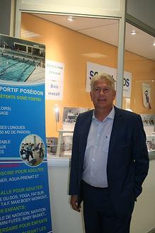 Eric Bott, Echevin de la Jeunesse et des Sports
