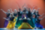Danse indienne Rythm & Dance Poseidon Woluwe Bruxelles