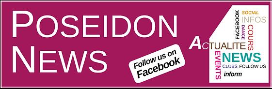 infos events actu cours Poseidon