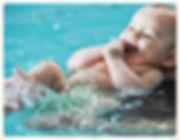 Cours de natation pour les enfants : initiation et perfectionnement