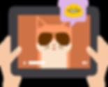 Gato Tablet Emoji.png