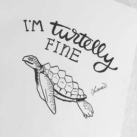 Turtelly Fine