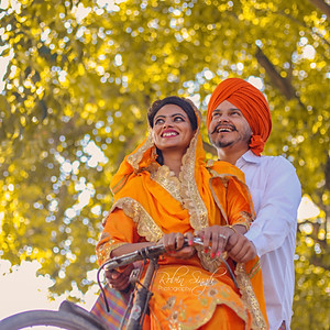 Bikramjit Singh & Dhandeep Kaur