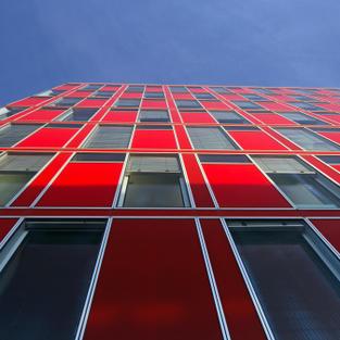 德國杜塞爾多夫摩羯座住宅樓