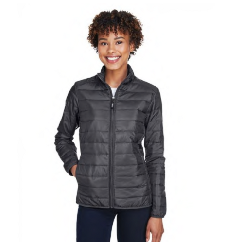 Core 365  - Ladies' Prevail Packable Puffer Jacket