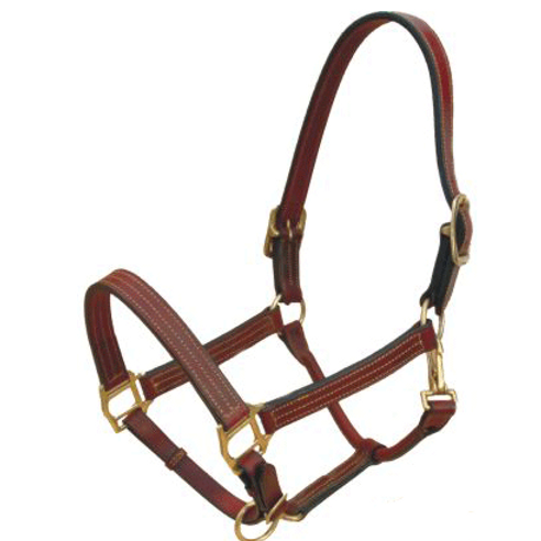 Bromont Deluxe Leather Halter