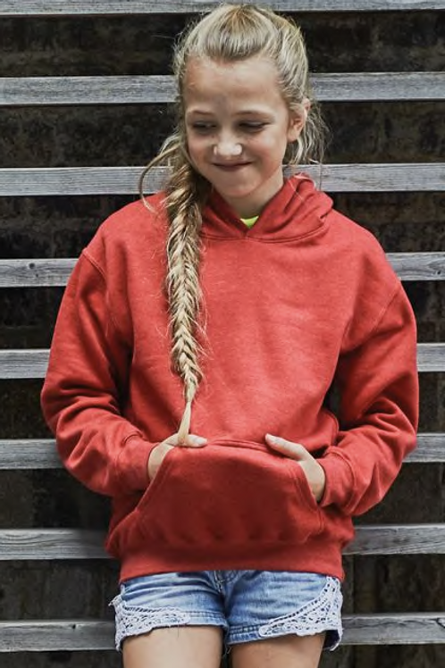 M&O - Youth Fleece Pullover Hoodie