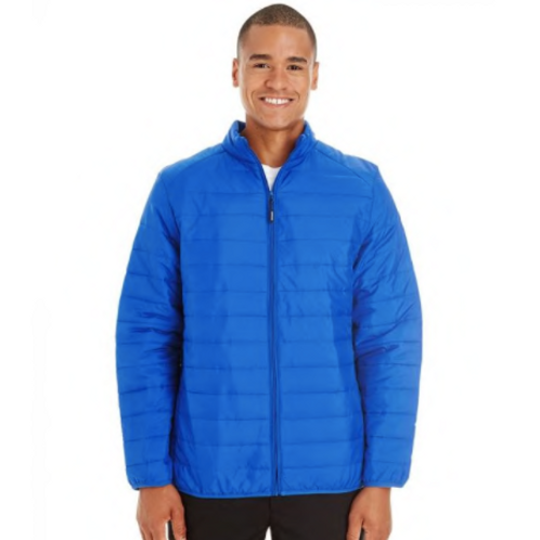 Core 365  - Men's Prevail Packable Puffer Jacket