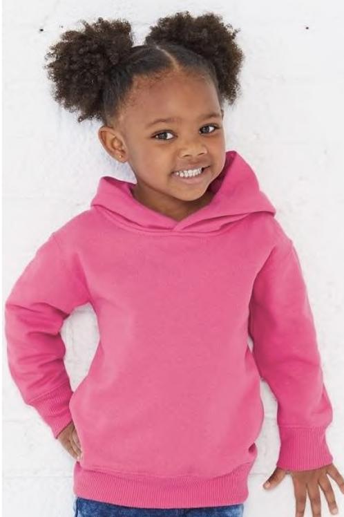 Rabbit Skins - Toddler Pullover Fleece Hoodie