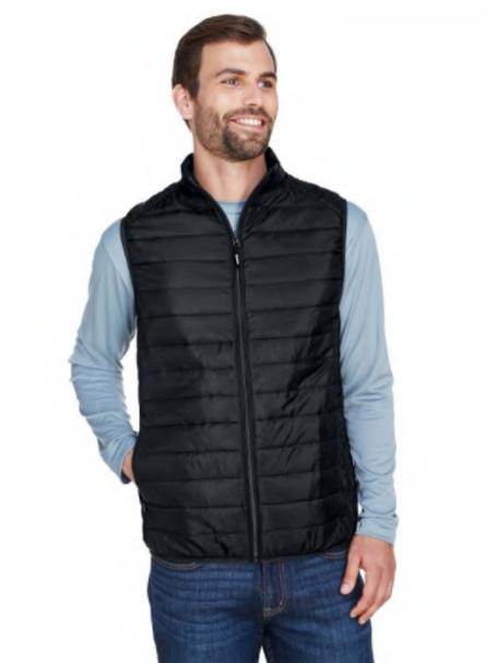 Core 365 - Men's Prevail Packable Puffer Vest