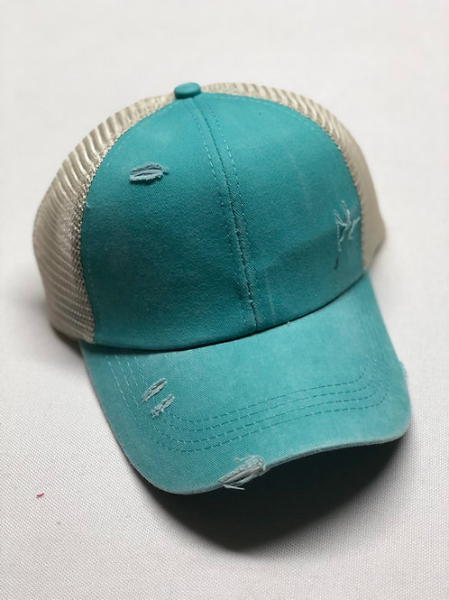 Criss Cross Cap