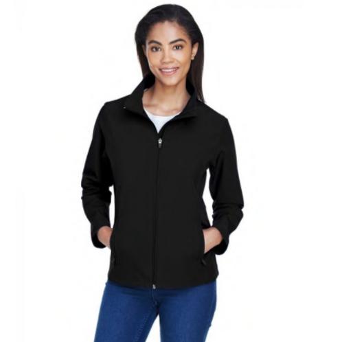 Team 365 - Ladies' Leader Soft Shell Jacket