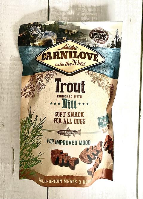 Carnilove Treats Trout & Dill