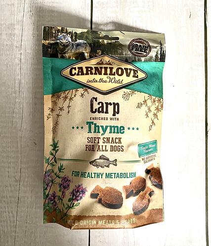 Carnilove Treats Carp & Thyme