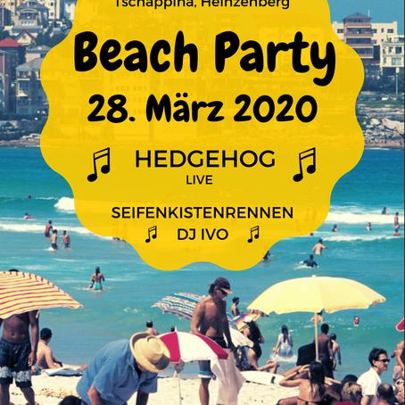 Beach Party 2020