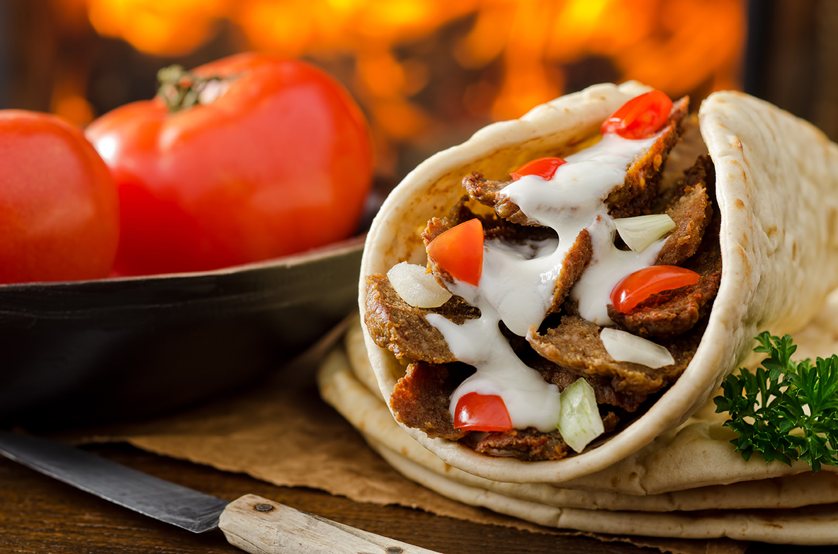 Beef and Lamb Donair