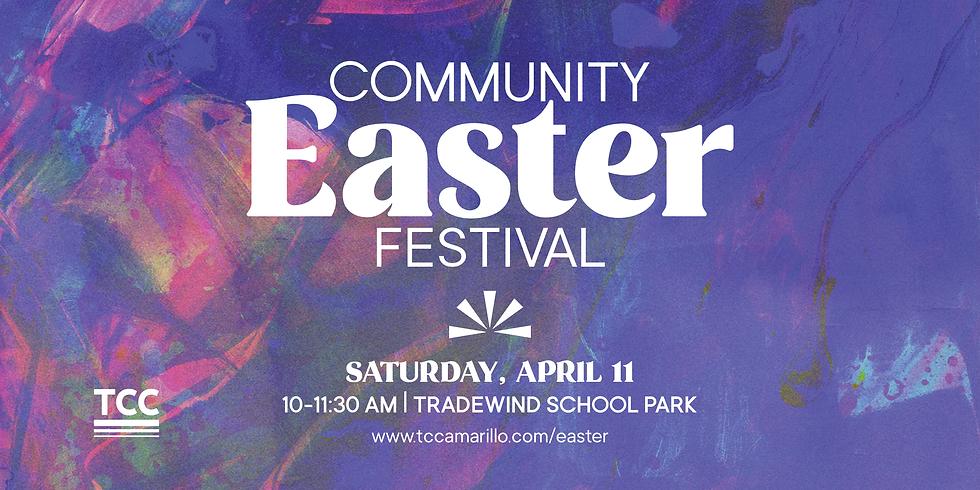 Community Easter Festival