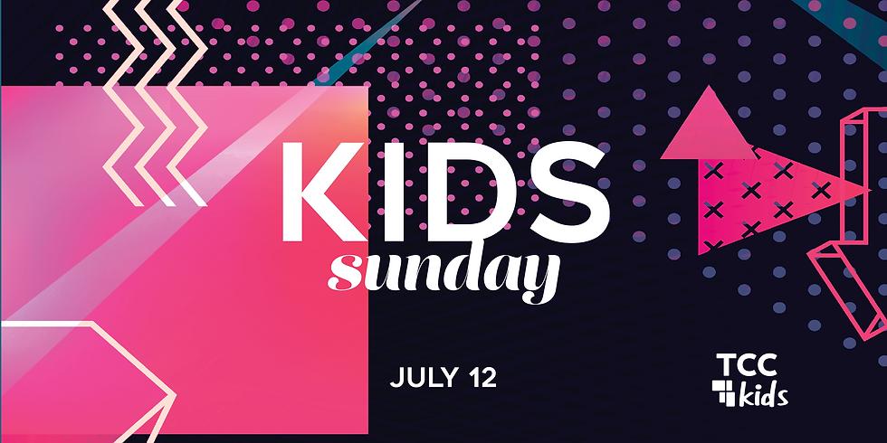 Kids Sunday