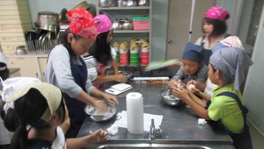 ゆきキッズ料理教室