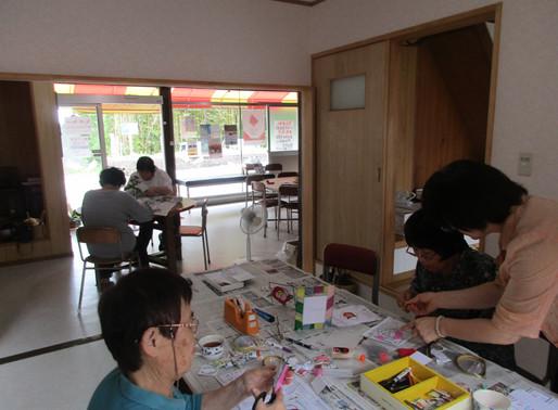 7月24日(水)手芸倶楽部 第1回