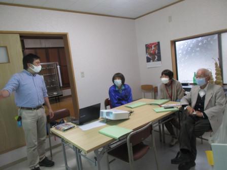 11月2日(月) 第1回 2期スマートフォン教室