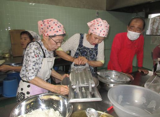 8月1日(木) 豆腐作り体験教室