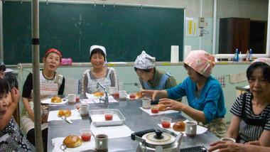 パン教室(あんパン)