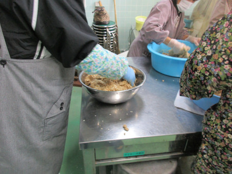 3月2日(火) 味噌作り体験教室