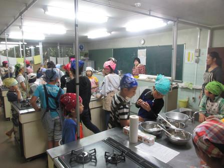 ゆきキッズクラブ 第4回 料理教室