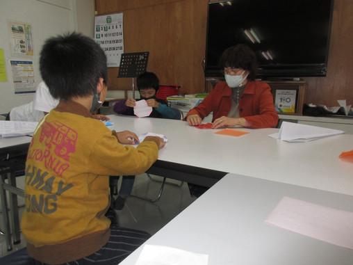 ゆきキッズ 楽描き教室 11月7日(土)