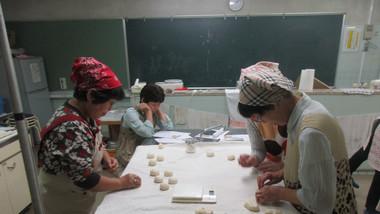 大人パン教室