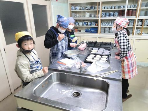 ゆきキッズ 12月12日 第2回 料理教室