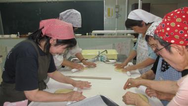 大人の教室 パン作り教室