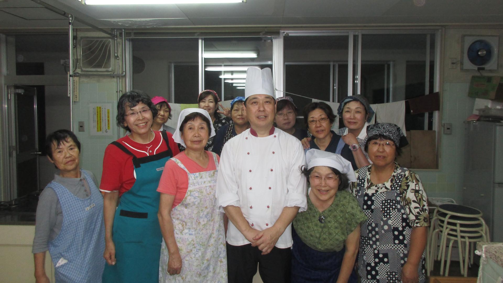 大人の料理教室 第2回 イタリア料理
