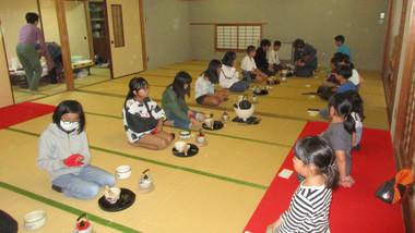 お茶教室 第2回 月見茶会