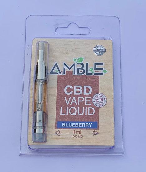 Amble CBD Liquid-Blueberry